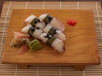 Nigiri de pulpo (5 unidades)