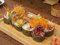 Futomaki vegetariano (10 unidades)