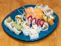 Combinado all salmón Prem (24 piezas)