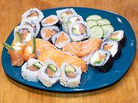Combinado all salmón (24 piezas)