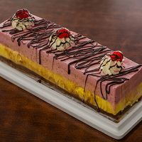 Torta helada 3 colores (14 - 16 porciones)