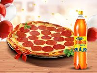 Promo Madres Pizza