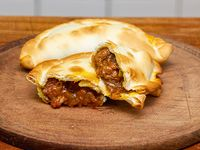 Empanada gourmet oriental