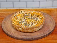 Tarta individual de quinoa