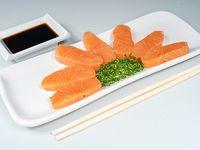 Sashimi de salmón - 7 cortes