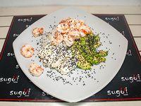 Ebi sushi salad