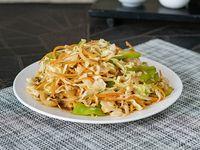 Chop suey de verdura (porción grande)