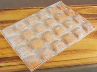 Caseritos de queso y calabaza (plancha)