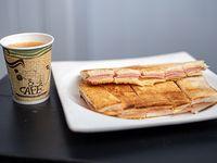 Promoción - Café + Sándwich caliente
