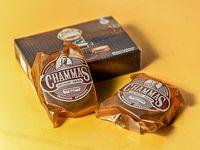 Alfachoco con dulce de leche Chammas x2