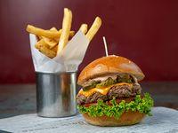 The New York Style Burger