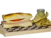 Sandwichito de Jamón y Queso
