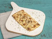 Pizza Porción Pollo con Champiñón