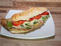 Sándwich de milanesa al horno #7