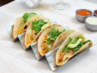 Taco chicken (4 unidades)
