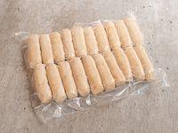 Combo 5 - Tequeños congelados (paquetes de 12 unidades medianos 8 cm) + bebida 1.5 L