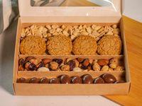 Caja de frutos secos