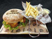 Burger Pollo Crunch