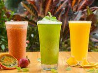 Mix Agua + Mandarina + Mango+ Jengibre 16 Oz