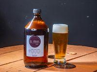 Growler 1L cerveza artesanal