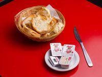 Tostadas (porción)