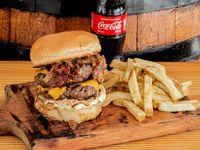 Mega Fat Burger