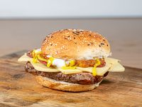 Julio Sosa burger