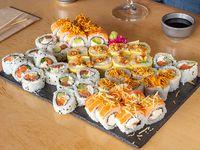 Combo de salmón (40 piezas)