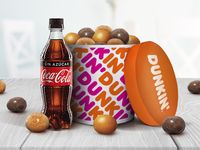 Mini Snacks + Coca-Cola Sabor Original 600 ml