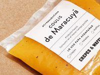Salsa Coulis Maracuyá #CrepeEnCasa