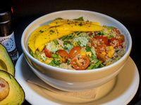 Tomato Quínua Salad