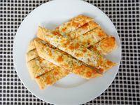 Palitos de ajo con queso (6 porciones)