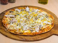11-Pizza Fuggazeta ¡Nueva!