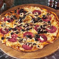 9 - Pizza Lucky Luciano