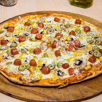 17 - Pizza Eliot Ness ¡Nueva!