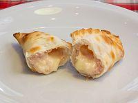 Empanada de jamón y queso (apto para celíacos)