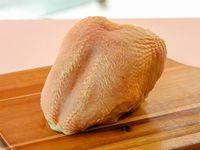 Pechuga de pollo con hueso (1 kg)
