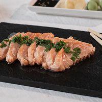 Sashimis cevichados (8 piezas)