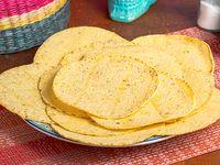 Tortilla de maíz (unidad)