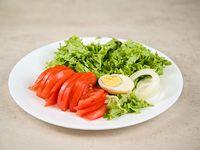 Ensalada mixta (porción)