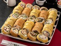 Promo 4 - 50 piezas tempura y panko