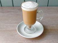 Café latte simple