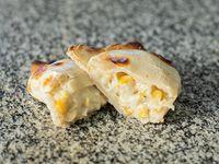 Empanada humita al horno