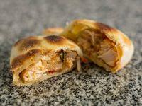 Empanada de pollo al horno