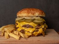 Boston Burger 2