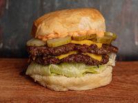 Cucumber burger 2