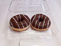 Blister Donut rellena chocolate