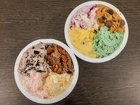 Promo fiestas - 2 kg de helado