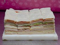 48 sándwiches surtidos familiares