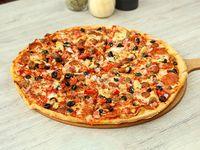 Pizza super suprema familiar